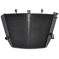 LOPOR Motorcycle Parts Aluminium Cooling Radiator For Suzuki GSXR1000 2007 2008 GSX R1000 GSXR 1000 07 08 NEW