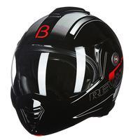 BEON новый флип мотоциклетный шлем модульный Открытый полный шлем мото шлем Casco Motocicleta Capacete половина шлемы ECE