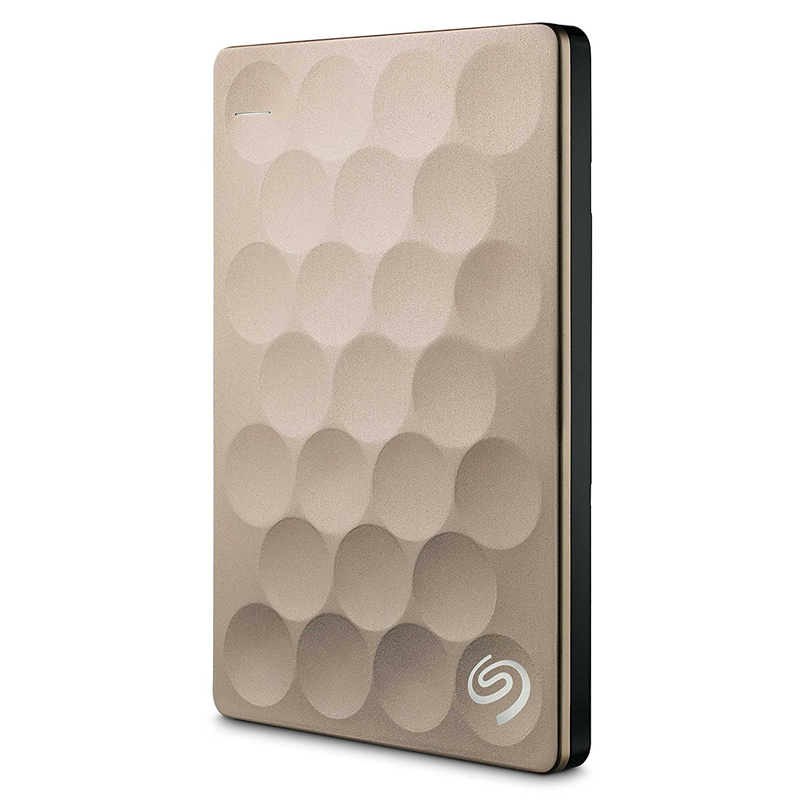Seagate Backup Plus Ultra Slim 1TB 2TB Portable HDD External Hard Drive USB 3 0 Platinum