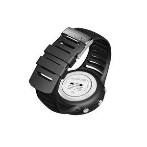 Image 3 - Ücretsiz Kargo Orijinal 25mm Siyah silikon kauçuk saat Kayışı Su Geçirmez spor saat Bandı WristsWatch Sunroad FR802 FR720