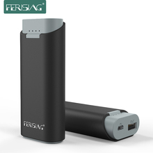 FERISING 5200mah Mini Power Bank External 18650 Lithium Pack Battery Portable Pover bank Powerbank Fast Charger for Moblie Phone цена