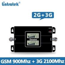 AMPLIFICADOR DE señal GSM 900MHz 3G 2100MHz repetidor 2G 3G GSM Booster 900 2100, repetidor de señal móvil, banda Dual KW17L GW @ 4,8