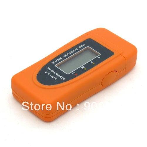 Профессиональный цифровой измеритель влажности древесины тестовый зонд тест влажности er анализаторы влажности древесины тестер влажности Датчик