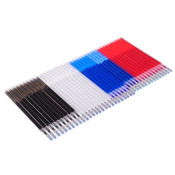 10 sztuk gruba pręt wysokiej temperatury zniknięcie napełniania strój skórzany Dash Marker cięcia szkolne materiały biurowe