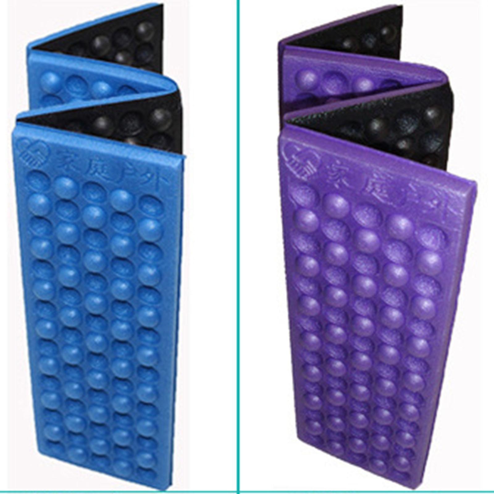 12pcs eva foam outdoor foldable eggcrate seat cushion eva chair pad