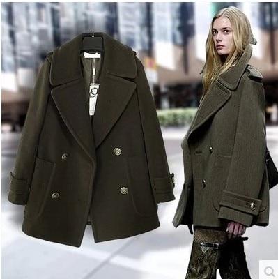 Short Wool Winter Coats - All The Best Coat In 2017