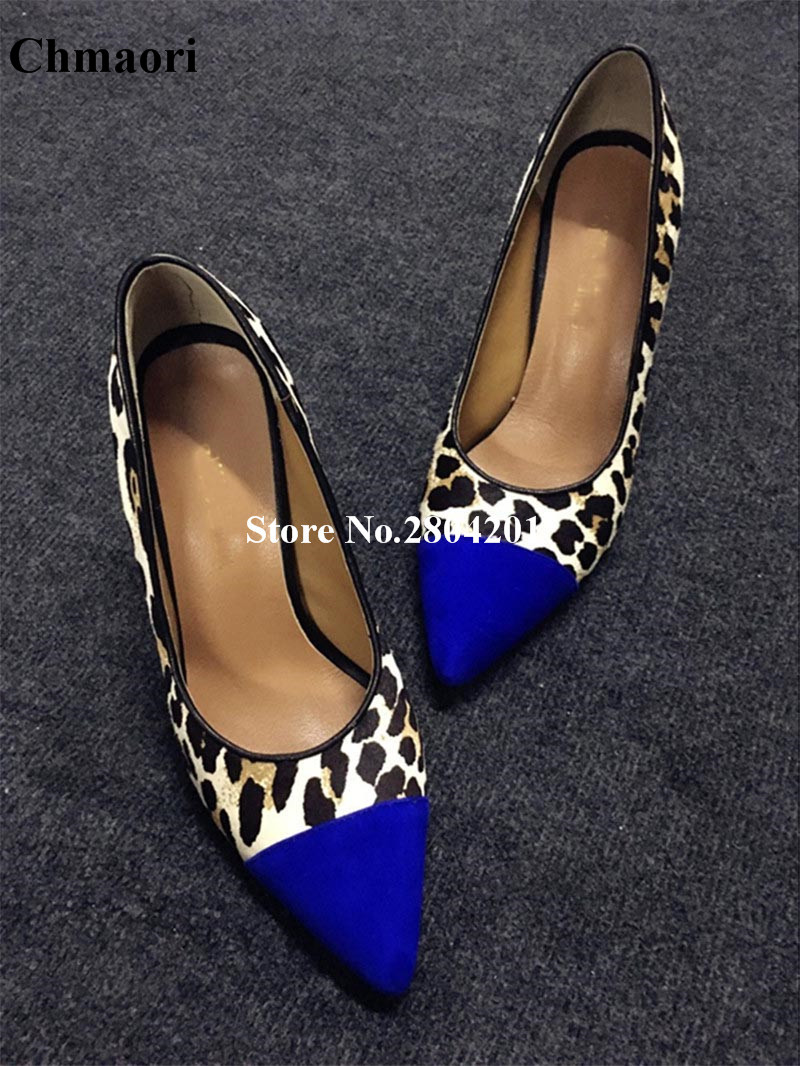 Fashion Leopard Woman Pumps High Heels Thin Heels Slip-on Pointed Toe Party Shoes Sexy Shallow Mouth Dress Woman Shoes brand shoes woman spring summer rainbow women pumps high heels fashion sexy slip on pointed toe thin heel party wedding shoes