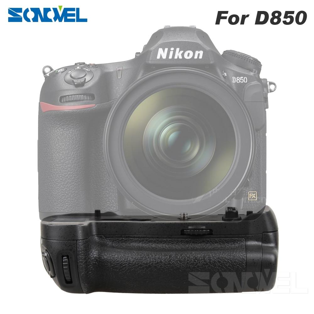 MB D18 D850 Vertical Battery Grip Holder for Nikon D850 MB D18 DSLR Cameras