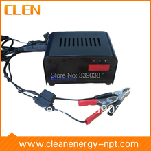 Auto 12V 1.5A Car Battery Charger Desulfation Vehicle Battery Charger Lead acid battery Power Supply