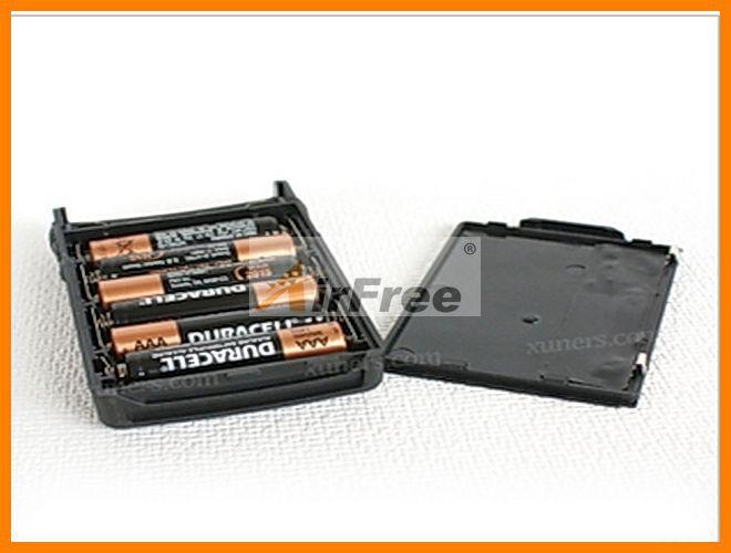AAA Battery Case For MT-777 Puxing PX-777 PX-888 PX-328 TYT-777 VEV-3288S VEV-3288D V16 Linton LT-3188 LT2188 LT2268 LT3268