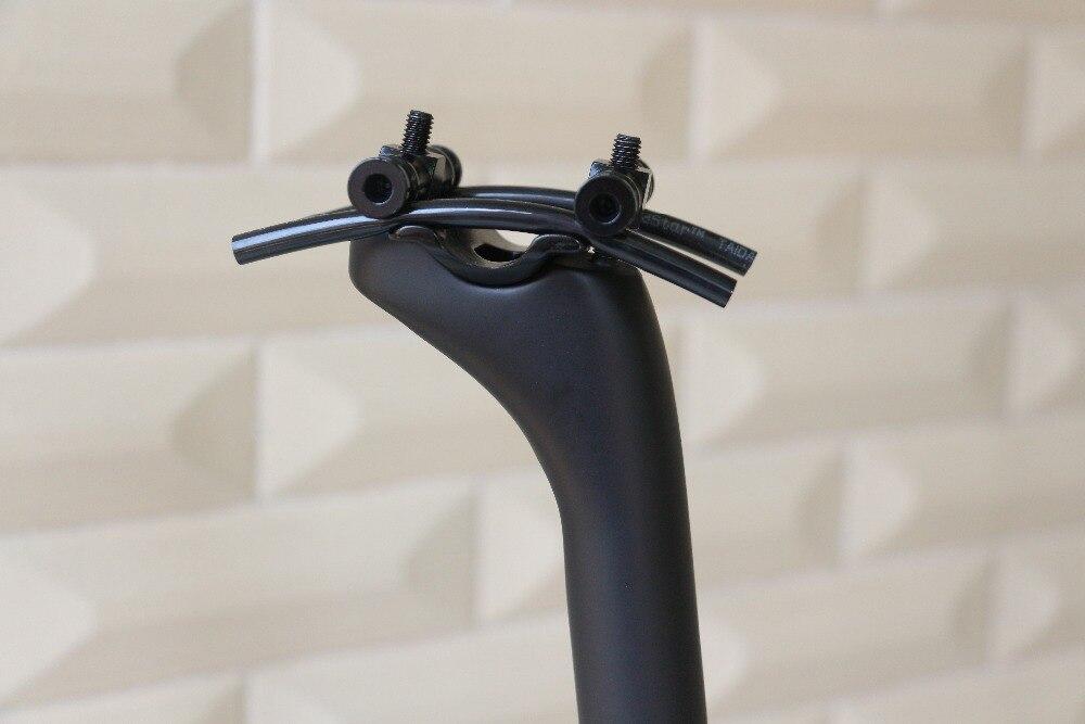 cadre de route en carbone super léger, cadre chinois FM686, carbone - Cyclisme - Photo 4