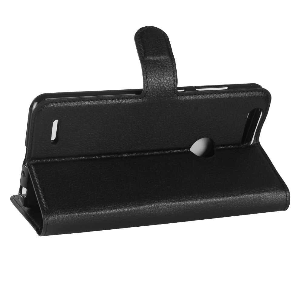 Модный чехол-кошелек из искусственной кожи для zte Sequoia/zte Blade Z MAX/zte zmax Pro 2 Z982 флип-защитный чехол для телефона