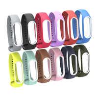 Bracelet Xiaomi Mi 3 Band Sport Strap watch Silicone For xiaomi mi band 3 accessories strap bracelet Miband3 Strap
