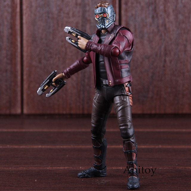Marvel Legends Avengers Infinity War Star Lord Peter Action Figure 14cm