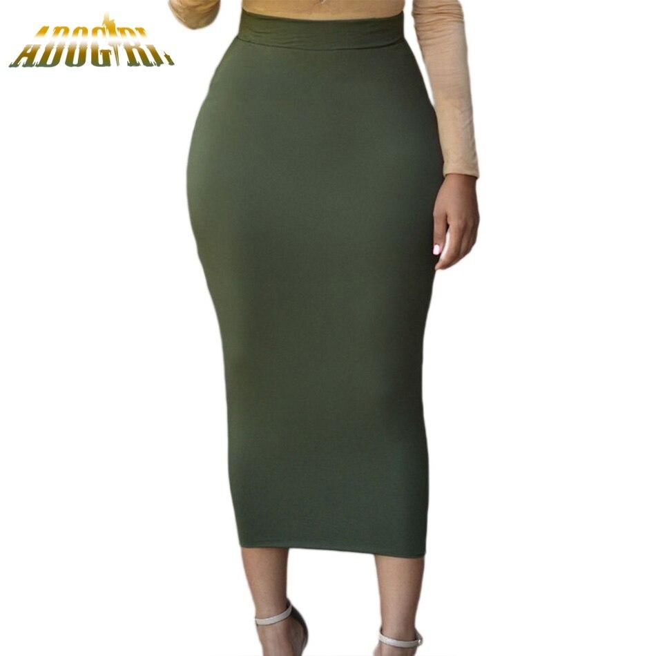 Popular Long Bodycon Skirt-Buy Cheap Long Bodycon Skirt lots from ...