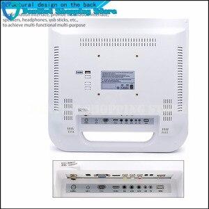 Image 5 - 17 дюймовый монитор USB/Wifi, стоматологическая фотокамера, эндоскоп, 6 светодиодных камер, стоматологическая камера