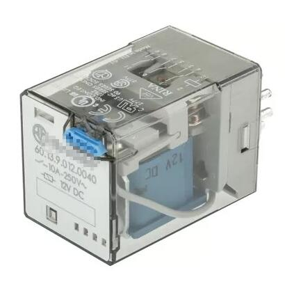 Free Shipping 2pcs/LOT 60.12.9.024.0040 24vdc 10a Original Italy / Intermediate Relay цена