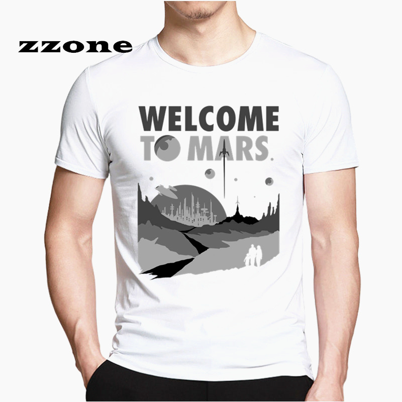 Spacex Graphic T shirt Men And Women Top Tees Casual Funny Design Popular Occupy Mars Space X Tshirt HCP4538 3