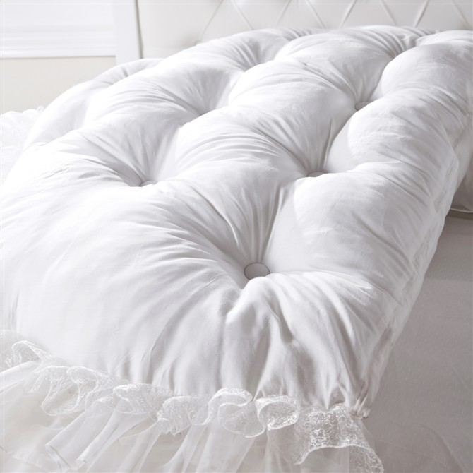 big pillows for bed
