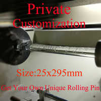 Customized Your Own Patterns Rolling Pin,Personalized Texture Roll Pins