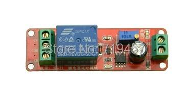 FREE SHIPPING 10PCS/LOT NE555 Delay Module Monostable Switch Delay Switch (12V) Automotive Electrical Delay