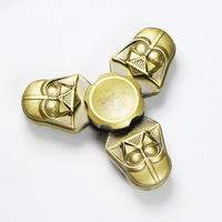 Supology Anti Stress Star Wars Darth Vader Skull Finger Spinners Cool Fidget Spinner Metal 2017 EDC