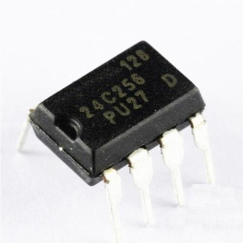 50PCS IC AT24C16 AT24C16AN-PU-2.7 EEPROM DIP8 NEW