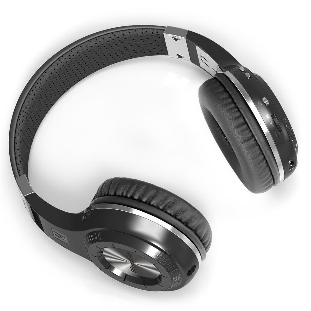 Bonne qualité Bluedio HT casque meilleur Bluetooth Version 5.0 casque sans fil marque stéréo écouteurs avec micro