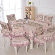 2018 Европейская обеденный стол подушки YZ350 0916