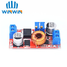 10pcs 5A DC to DC CC CV Lithium Battery Step down Charging Board Led Power Converter Lithium Charger Step Down Module XL4015