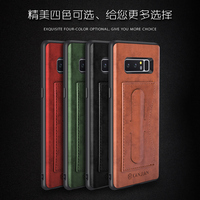 SFor Case Samsung Galaxy Note 8 Cover PU Leather TPU Card Slot Case For Samsung Galaxy