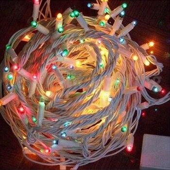 Eiszapfen Führte Lichter | Weihnachten Licht Outdoor Led String Eiszapfen Für Home Hochzeit Party Festival Dekoration Beleuchtung PVC Kabel Girlande Lichter Birne Lampe