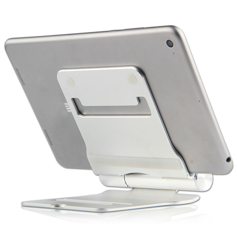 цены Tablet PC Stands Metal stent Support bracket Desktop For Sony Xperia Z Z1 Z2 Z3 Z4 Tablet Display cabinet Aluminium alloy case