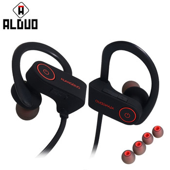 ALANGDUO G6 Bluetooth Earphone Wireless Sports Running Bluetooth Headphone In-Ear With Earbuds Headset For Xiaomi Iphone Android