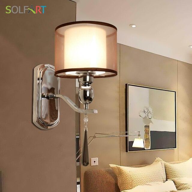 Moderne Lampe Leuchten Luminarias Glanz Industrielle Lampen Vintage Moderne Wandleuchte  Badezimmer Licht Led Wandleuchte