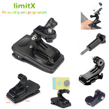 Quick Clip Clamp Mount for Sony RX0 II X3000 X1000 AS300 AS200 AS100 AS50 AS30 AS20 AS15 AS10 AZ1 mini POV Action Cam Camera