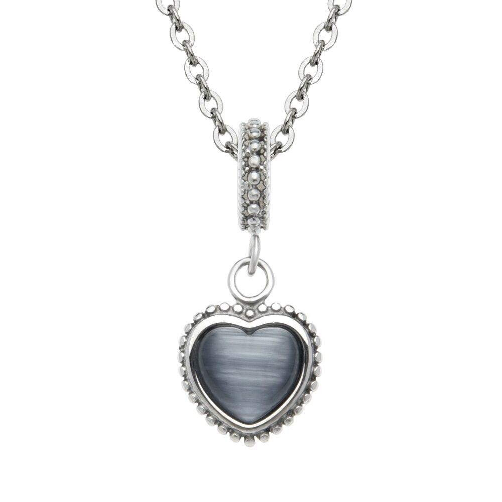 Herz scharfe Halsketten für - Modeschmuck