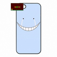 Assassination Classroom Anime Cover case for iphone 4 4s 5 5s 5c 6 6s plus samsung galaxy S3 S4 mini S5 S6 Note 2 3 4 DE0421