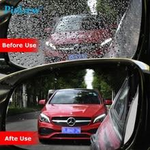 Pitrew 2 Pçs/set Anti Nevoeiro Acessórios Do Carro Espelho Retrovisor Do Carro Etiqueta para Janela Do Carro Filme Carro À Prova de Chuva Claro Espelho de Condução Segura