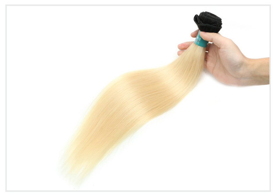Ombre Blonde Human Hair (1)