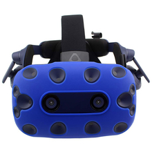 Для htc Vive Pro Vr виртуальной реальности Гарнитура силиконовая резина Vr очки шлем контроллер чехол силиконовый чехол