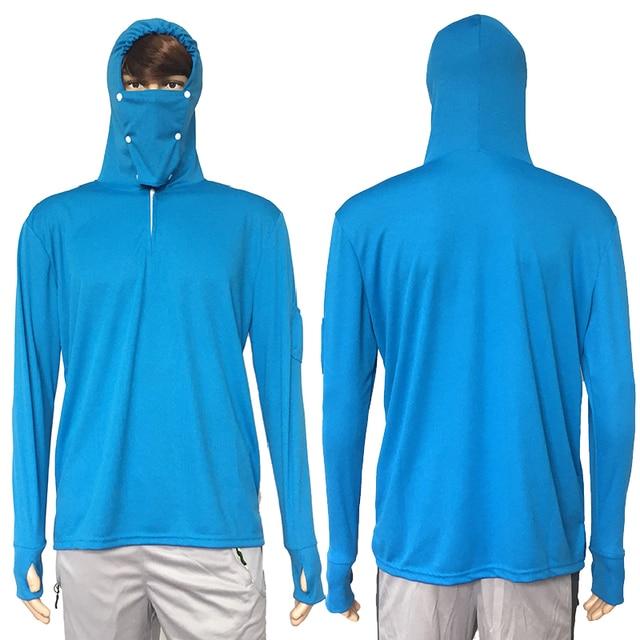 Fishing Clothes Sun Protection Shirt 2