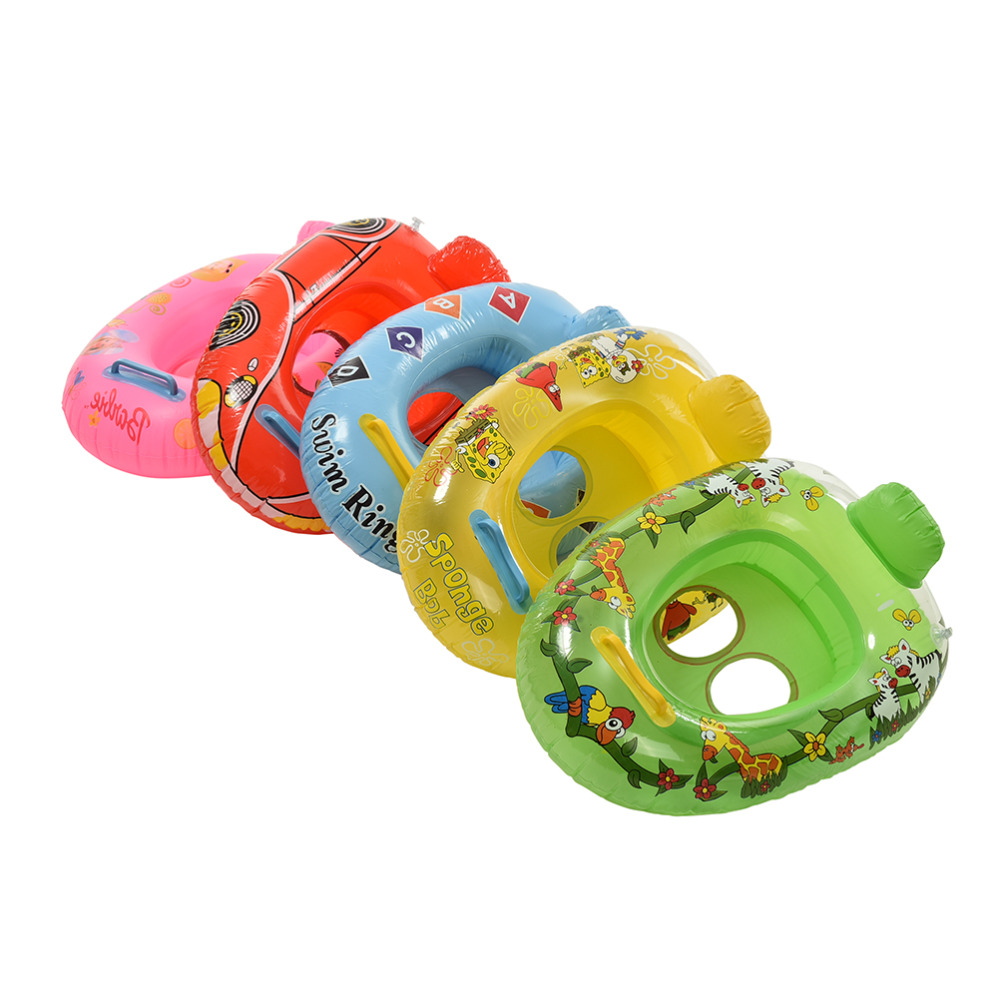 Water Toys For Boys : Baby swimming laps rings seat boat toys boys girls cute