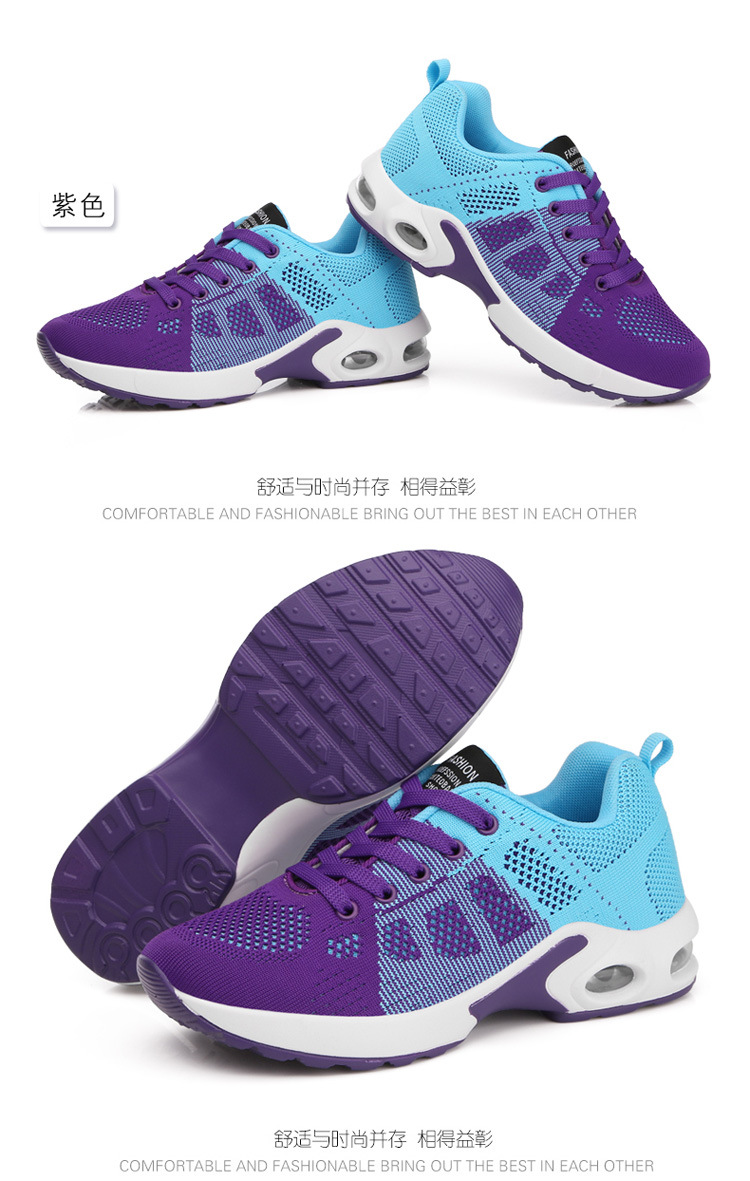 18 Women Breathable mesh Casual shoes Woman Flat platform shoes Air damping fashion zapatillas mujer casual tenis feminino 10
