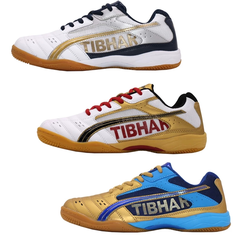 Original Tibhar New Classics Style Men Women Tennis Shoes Athletic Sneakers For Men Professional Sport Table Tennis Shoes
