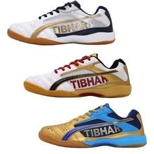 Tibhar, классический стиль, мужская и женская теннисная обувь, спортивные кроссовки для мужчин, профессиональная спортивная обувь для настольного тенниса
