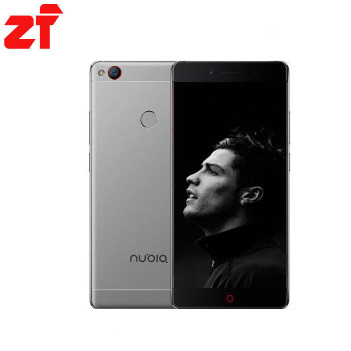 ZTE Nubia Z11 NX531J Borderless 6GB RAM 64GB ROM Mobile Phone Snapdragon 820 Quad core 16.0MP Fingerprint