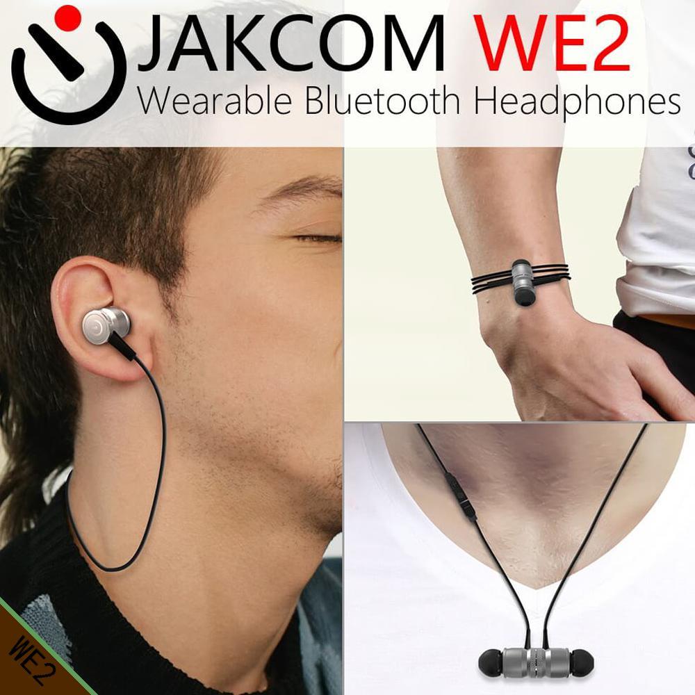 JAKCOM WE2 Smart Wearable Earphone Hot sale in Earphones Headphones as sport xnxx ecouteur sans fil