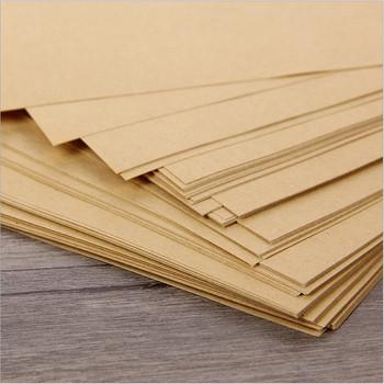 A3 Kraft papier DIY do rękodzieła karty dzięki czemu papier typu Kraft papier DIY grubej tektury tektury 70-260gsm 20 sztuk wysokiej jakości tanie i dobre opinie Kraft paper 181129001