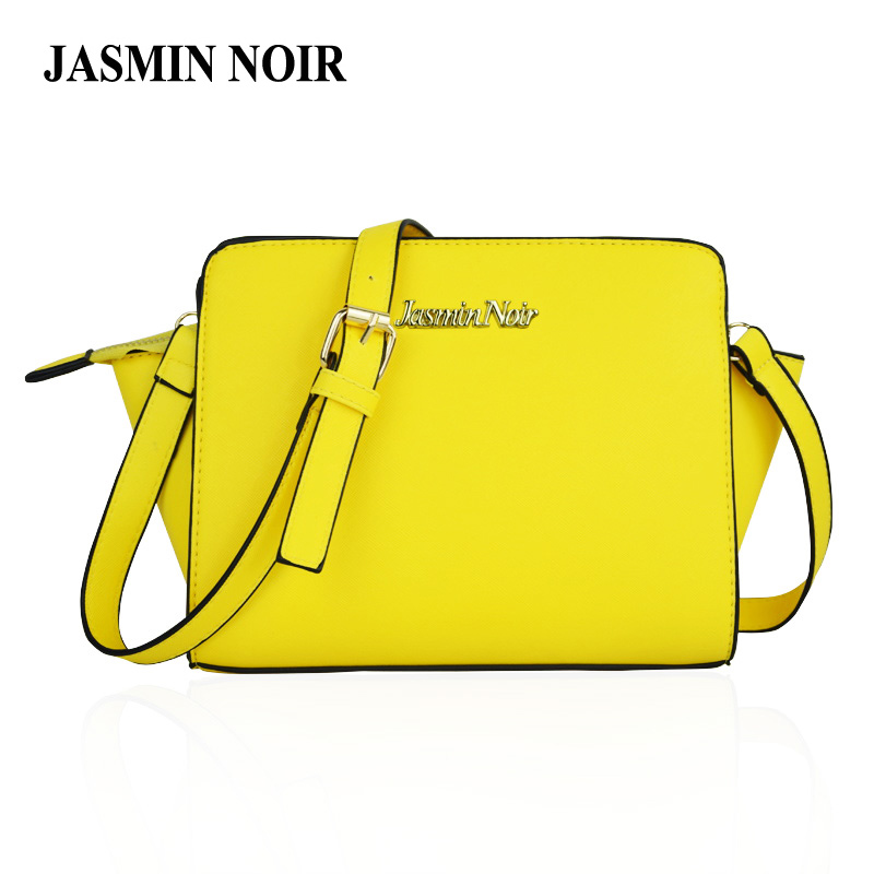 JASMIN NOIR Famous Brand Women Messenger Bag High Quanlity Fashion Crossbody Bag Designer Handbag Smiley Women's Shoulder Bags famous messenger bags for women fashion crossbody bags brand designer women shoulder bags bolosa